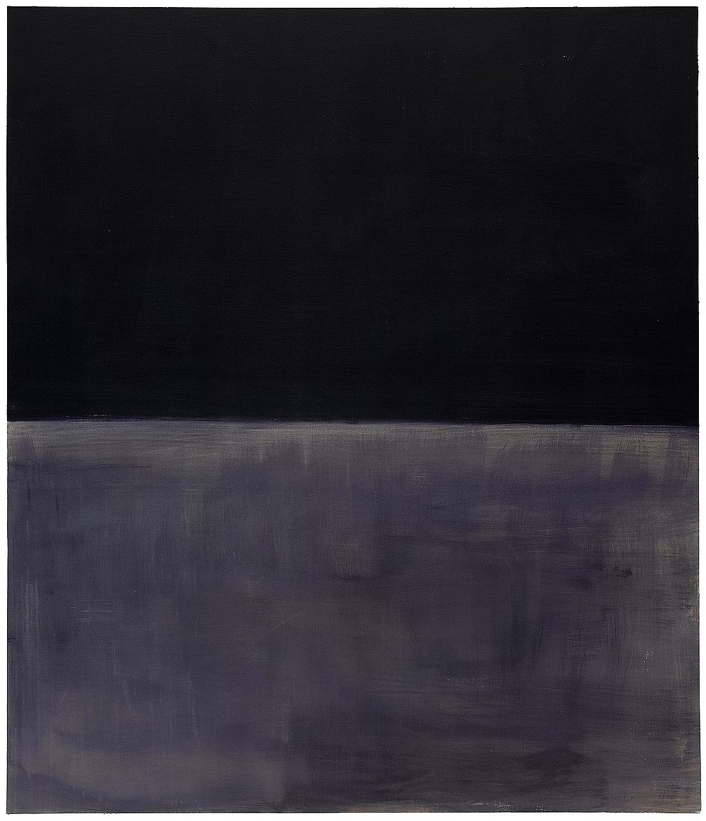 Mark Rothko Black on Grey, 1969-70  Guggenheim