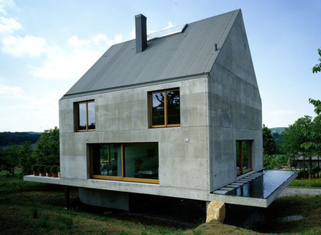 BASIC FORM: A PROTOTYPICAL HOUSE