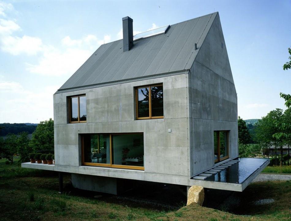 Rudin house Herzog & de Meuron