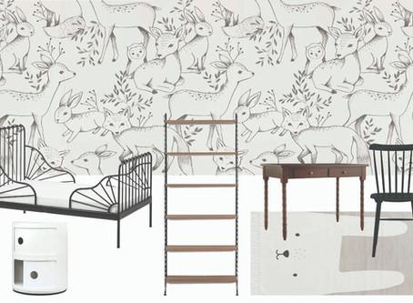 2 KIDS' BEDROOMS DESIGN