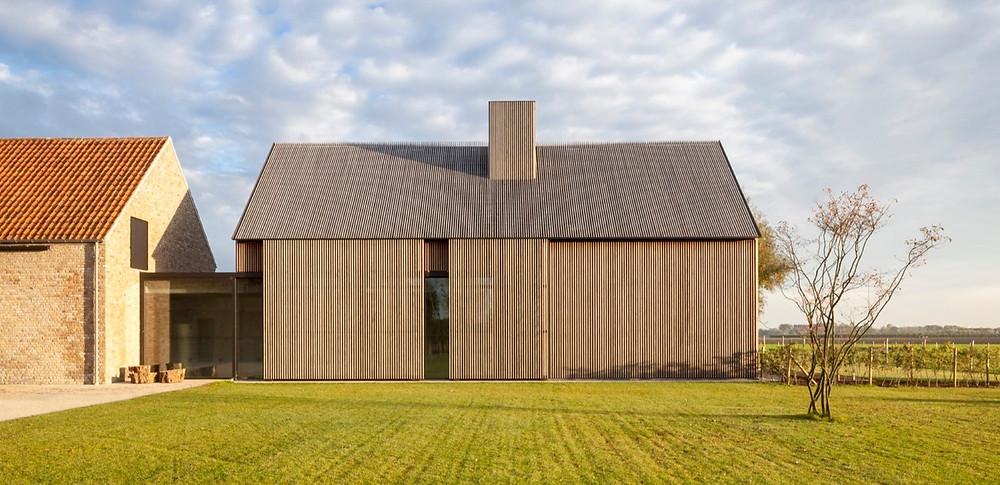 Residence DBB Belgium Govaert & Vanhoutte Architects