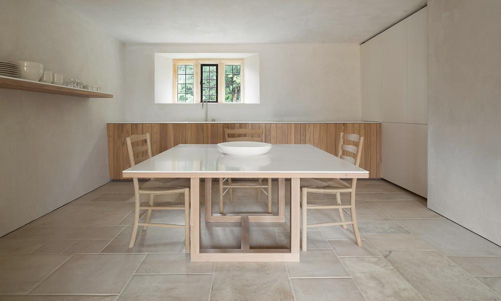 John Pawson's Home Farm minimalism