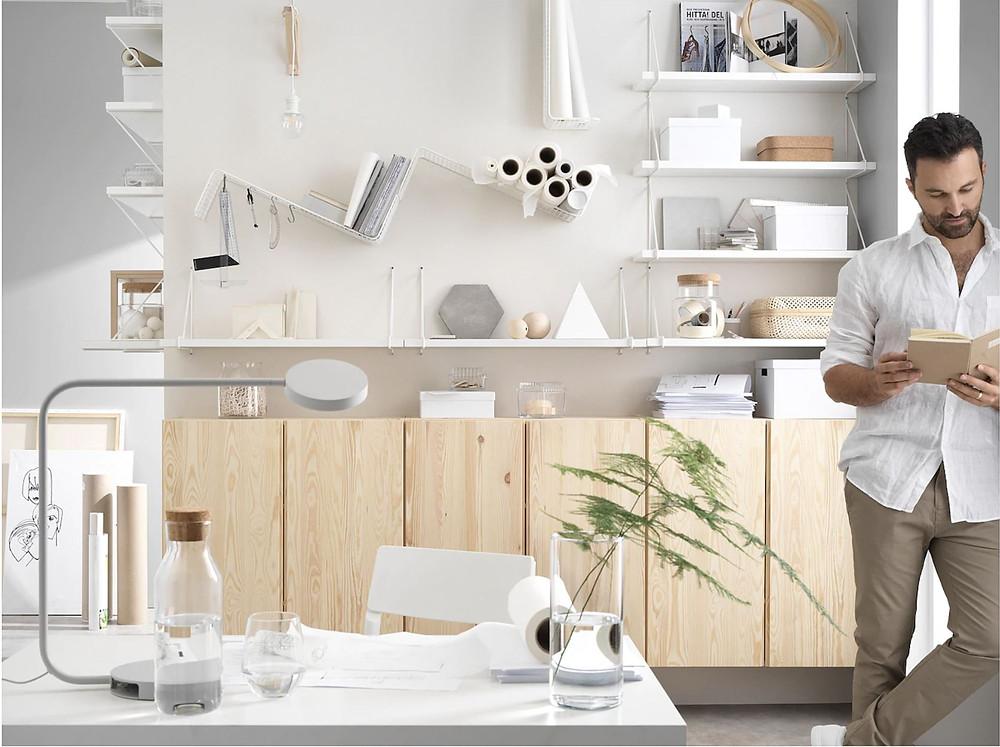 IKEA IVAR cabinets storage