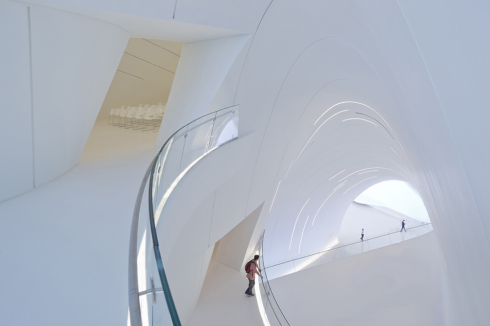 Heydar Aliyev Center Zaha Hadid Architects
