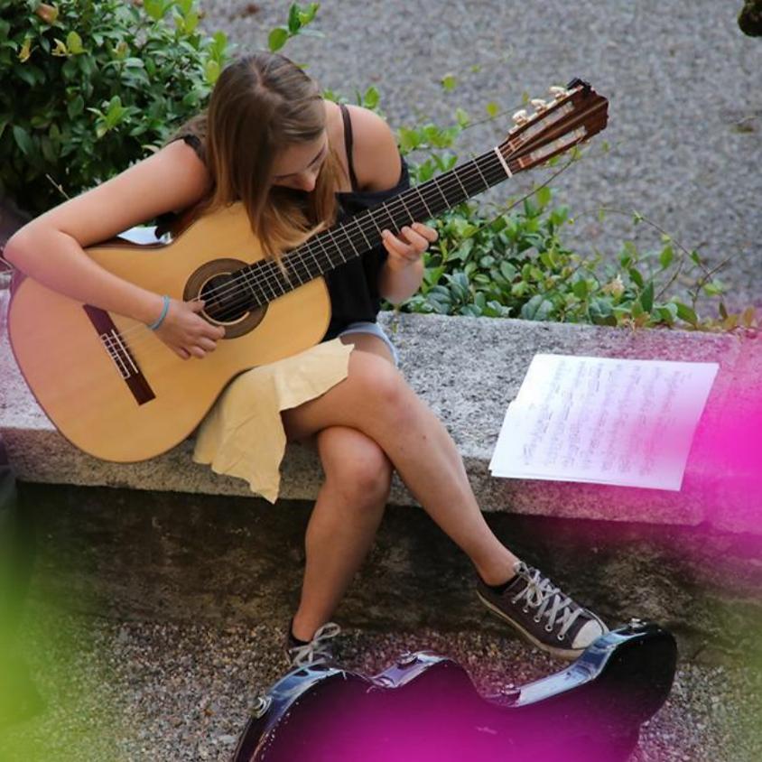 Clara Ciliberti, Guitar