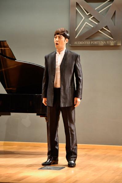 Minsung Kim (1° Premio)
