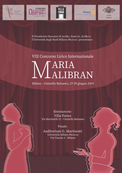 Maria Malibran Competition