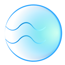 Союз Голубой волны смвол Акварина Быстрова Огненая пантира