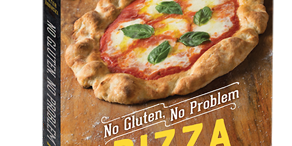 No Gluten, No Problem Pizza by Peter and Kelli Bronski