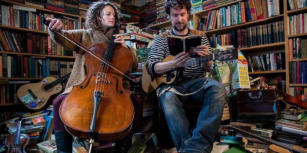 The Bookshop Band at Hearthfire