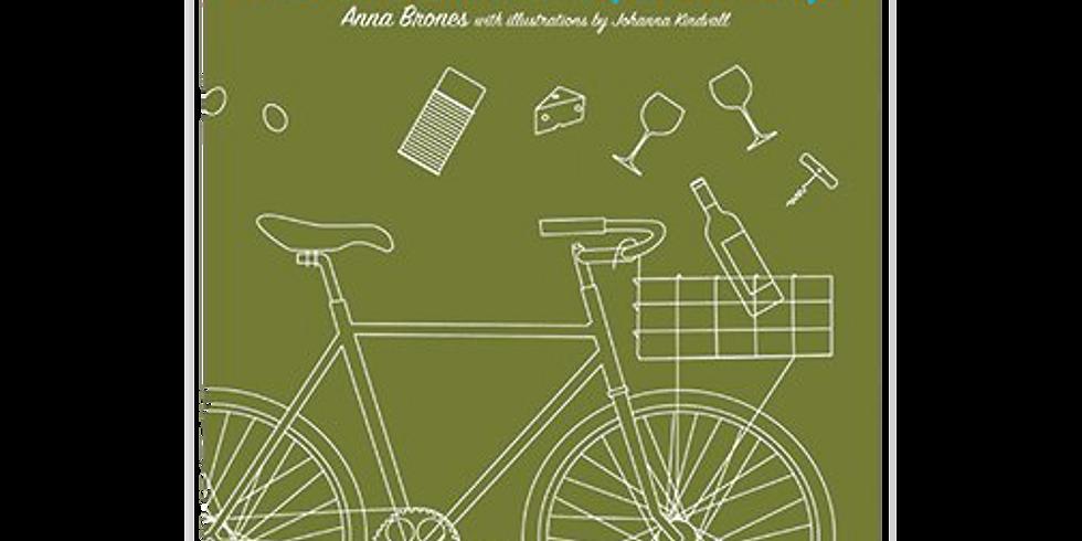 "Anna Brones ""Books, Bikes, and Bites"" Book Talk and Sampling"