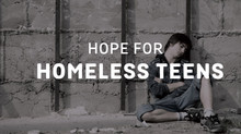 Hope for Homeless Teens