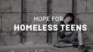Hope for Homeless Teens
