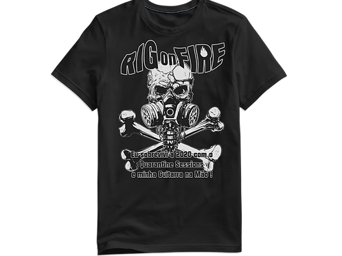 Camiseta - Quarantine Sessions