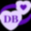 DB 600 X 600 new purple heart logo.png