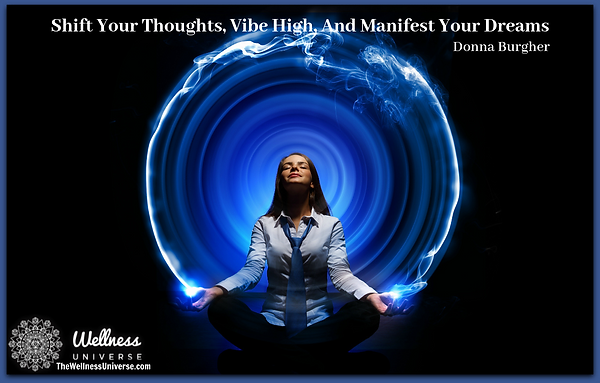 Shift Your Thoughts, Vibe High, And Mani