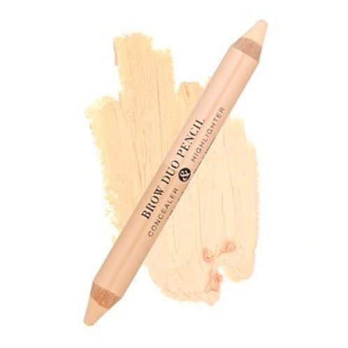 Eyebrow Highlighter and Concealer