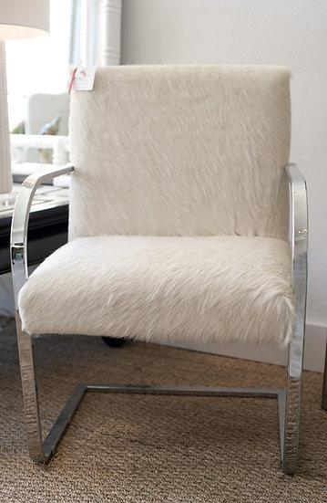 Hair-on-Hide Brno Chair