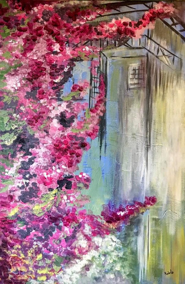 Blooms on Lombard II