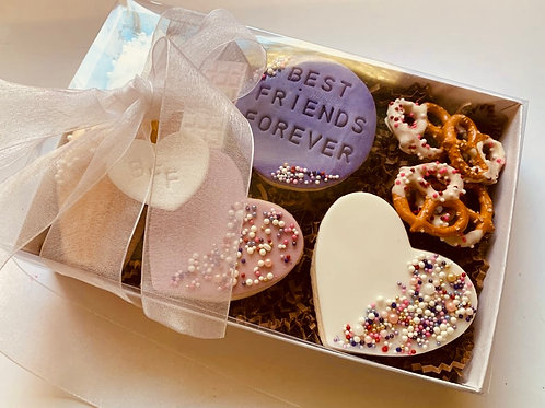 Best Friend Forever Cookies Box - Delivery Only (Austin)