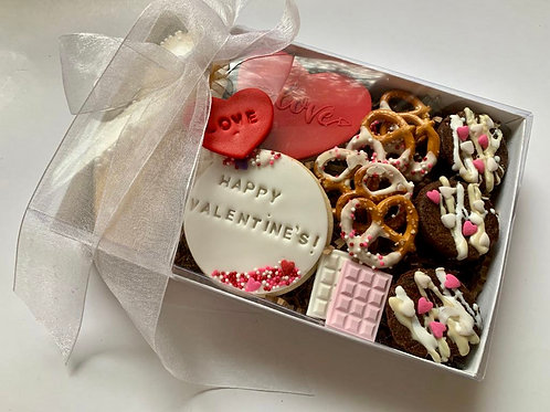 Valentine's Day Sweet Treats Box - Delivery Only (Austin)