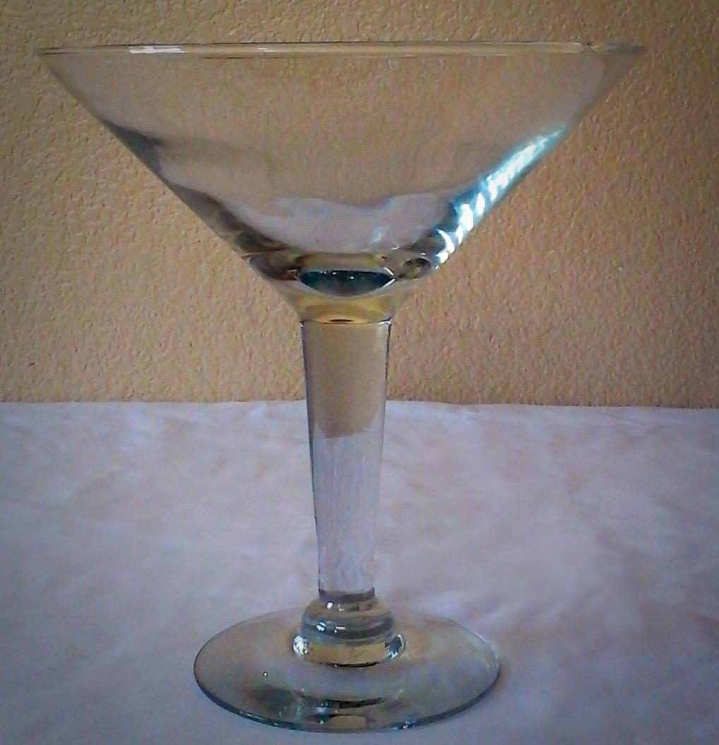Tall Martini Glass