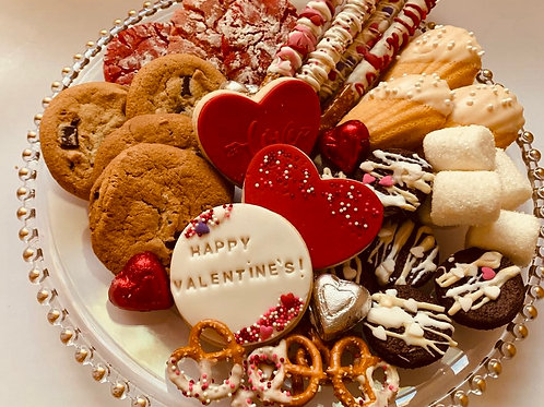 Small Dessert Platter - Customizable depending on the occasion or theme