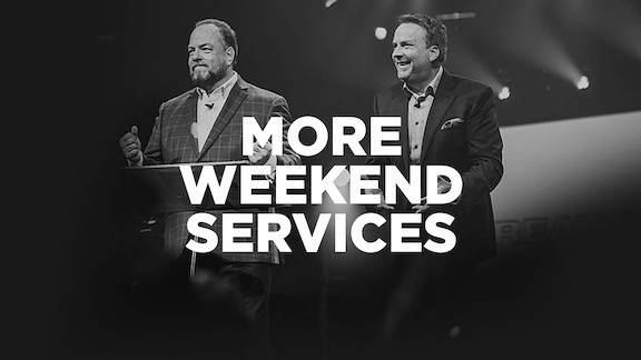 0.More Weekend Services