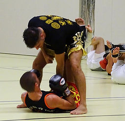 Kodenkai Karate Club Valais Muay Thai Self Defense p12
