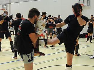 Kodenkai Karate Club Valais Muay Thai Self Defense p103
