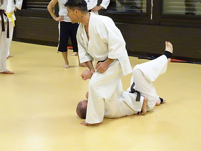 Kodenkai Karate Club Valais Muay Thai Self Defense p60