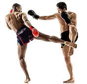 Muay Thai kickboxing kickboxer boxing men isolated.jpg
