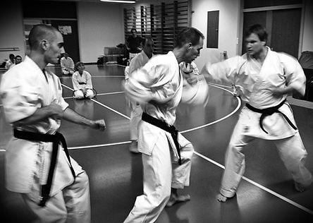 Kodenkai Karate Club Valais Muay Thai Self Defense p30