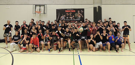 Kodenkai Muay Thai Kickboxing Valais mm27