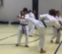 Kodenkai Karate Club Valais Muay Thai Self Defense p45