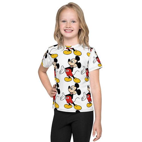 T-shirt Pour Enfant Mickey Mouse