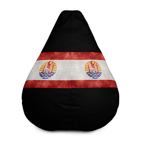 Pouf all over avec remplissage Polynésie Française