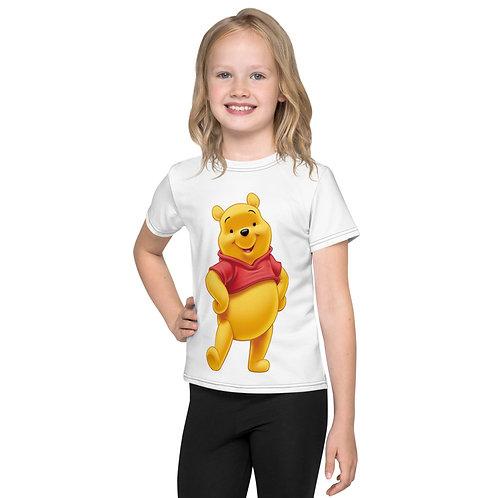 T-shirt Pour Enfant Winnie l'ourson