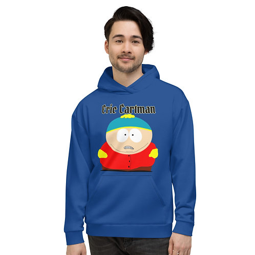 Sweat à Capuche Unisexe Eric Cartman South Park