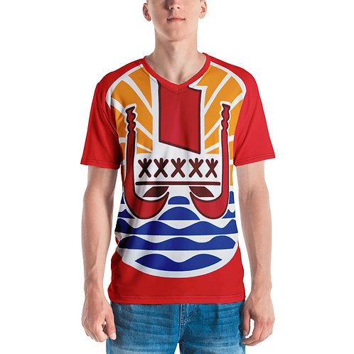 T-shirt pour Homme Polynésie Française