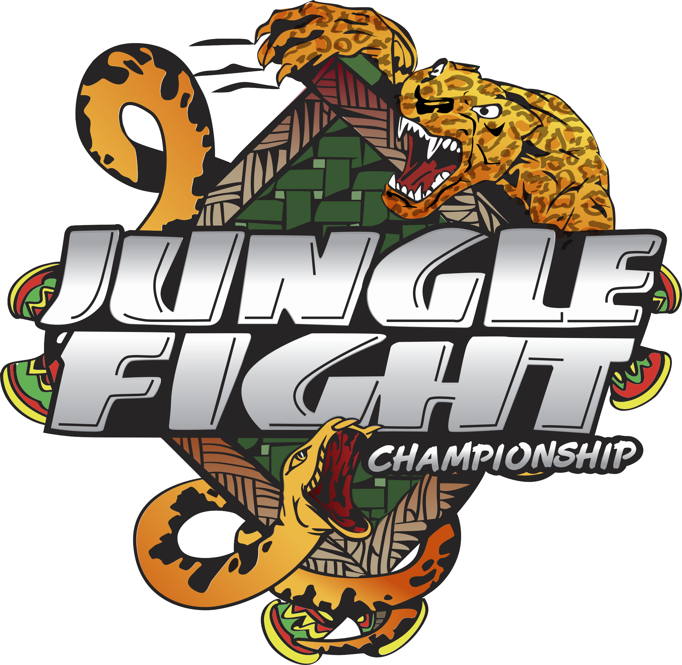 画像: Jungle Fight - O maior evento de MMA da América Latina