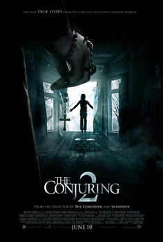 Movie Review: 2016 'The Conjuring 2'