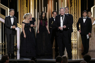 'Boyhood' wins big at 2015 Golden Globes Awards