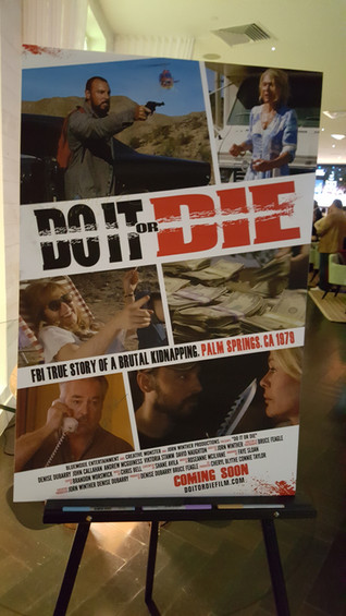 'Do It or Die,' a film based on a true story, has its debut premiere at Palm Springs International F