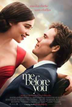 Movie Review: 2016 'Me Before You'