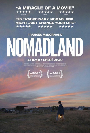 'Nomadland' wins 3 Oscars including Best Picture at 2021 Academy Awards