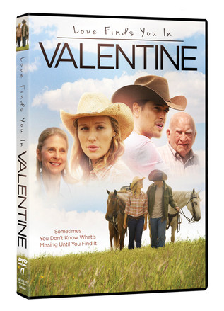 'Love Finds You in Valentine' comes to DVD this Tuesday