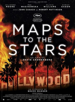 'Maps to the Stars' takes a tour of Hollywood's seedier side
