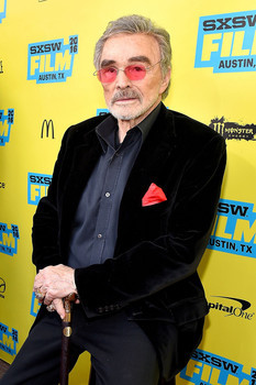 Screen Legend Burt Reynolds to appear in person at 2016 TCM Film Festival