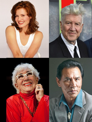 Geena Davis, David Lynch, Wes Studi and Lina Wertmuller will receive honorary Oscars at the 2019 Gov